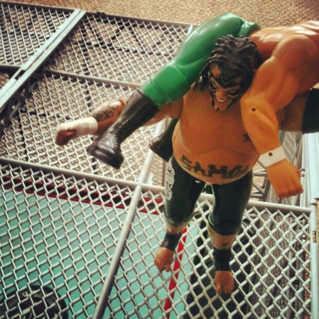 Umaga v Eddie Guerrero (HIAC)